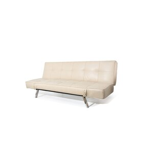 Abram Convertible Sofa by Wade Logan