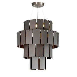 ZANEEN design Quarz LED Chandelier