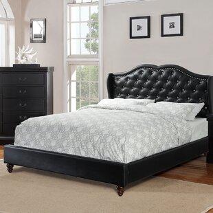Shop For Burden Upholstered Platform Bed by Mercer41 Reviews (2019) & Buyer's Guide