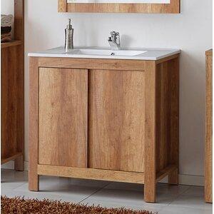 Belfry Bathroom 80 cm Waschtisch Classic mit Spi..
