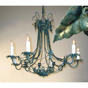 Classic Lighting 8-Light Chandelier