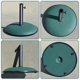 Gloucester Concrete Free Standing Umbrella Base by Freeport Park Best #1