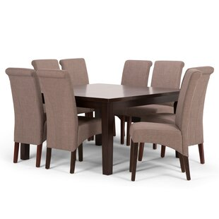 Agnon 9 Piece Dining Set by Alcott Hill