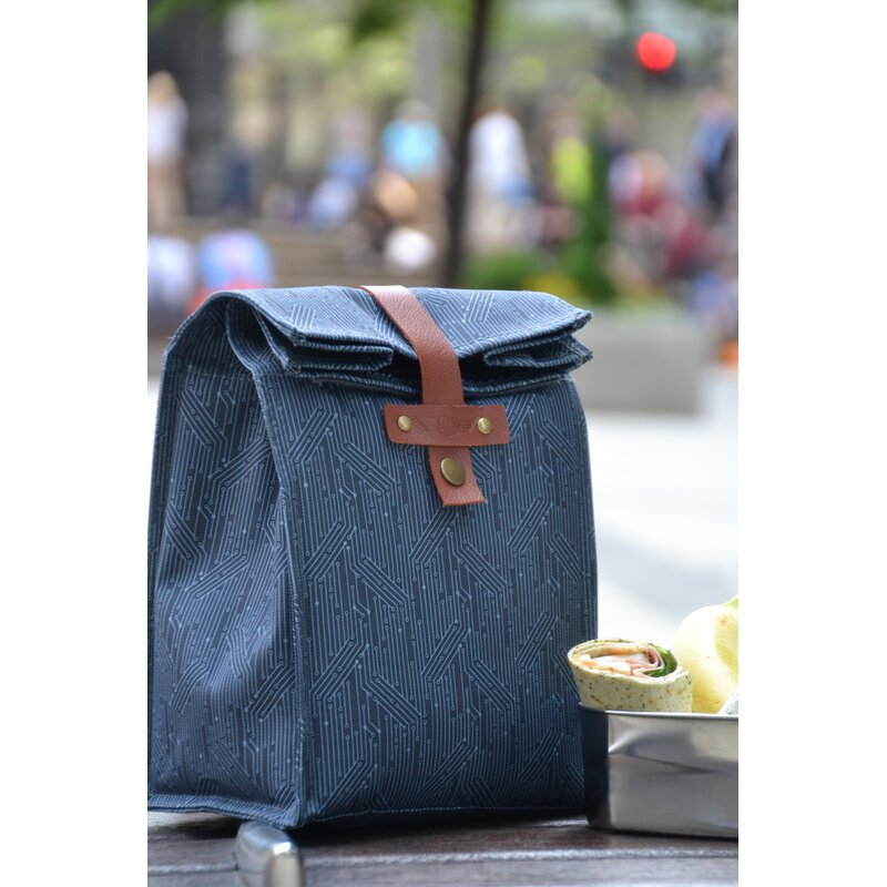 014a9145ae9e Circuit Insulated Lunch Bag