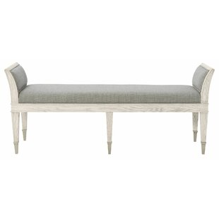Domaine Upholstered Bench by Bernhardt
