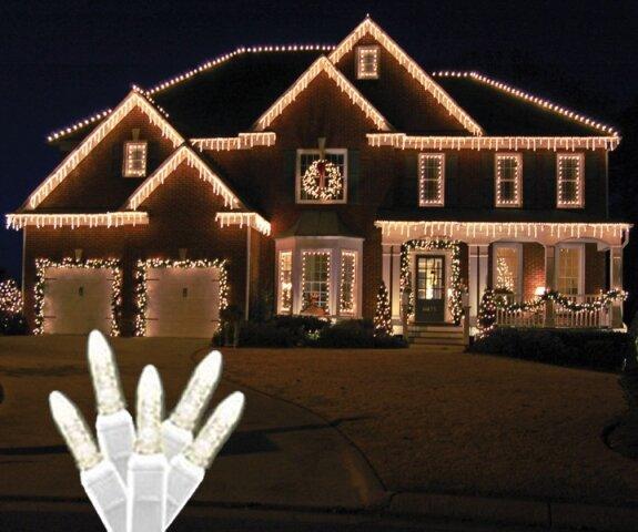 70 Light LED Icicle Light