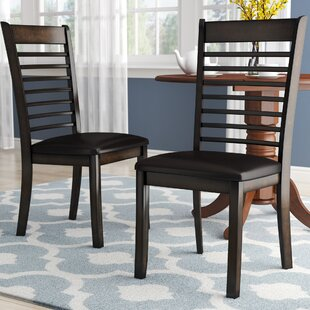 Lapinski Solid Wood Dining Chair (Set of 2)