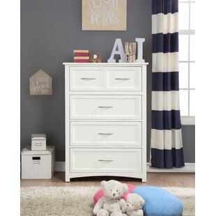 Affordable Lawanda 4 Drawer Chest By Harriet Bee