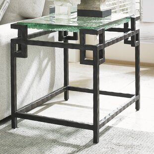 Tommy Bahama Home Island Fusion Hermes Reef End Table
