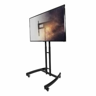 Mobile TV Fixed Floor Stand Mount for Greater than 50