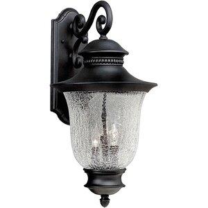 3-Light Outdoor Wall Lantern