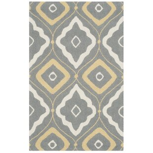 Check Prices Salome Gray/Ivory Indoor/Outdoor Area Rug Best reviews
