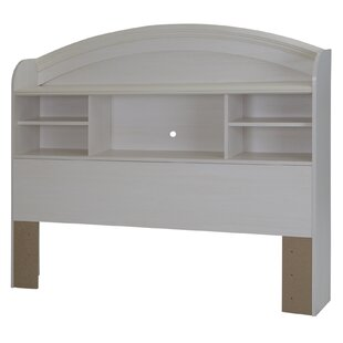 Country Poetry Bookcase Headboard by South Shore