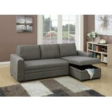 Annerike 120 Right Hand Facing Sleeper Sectional by Latitude Run