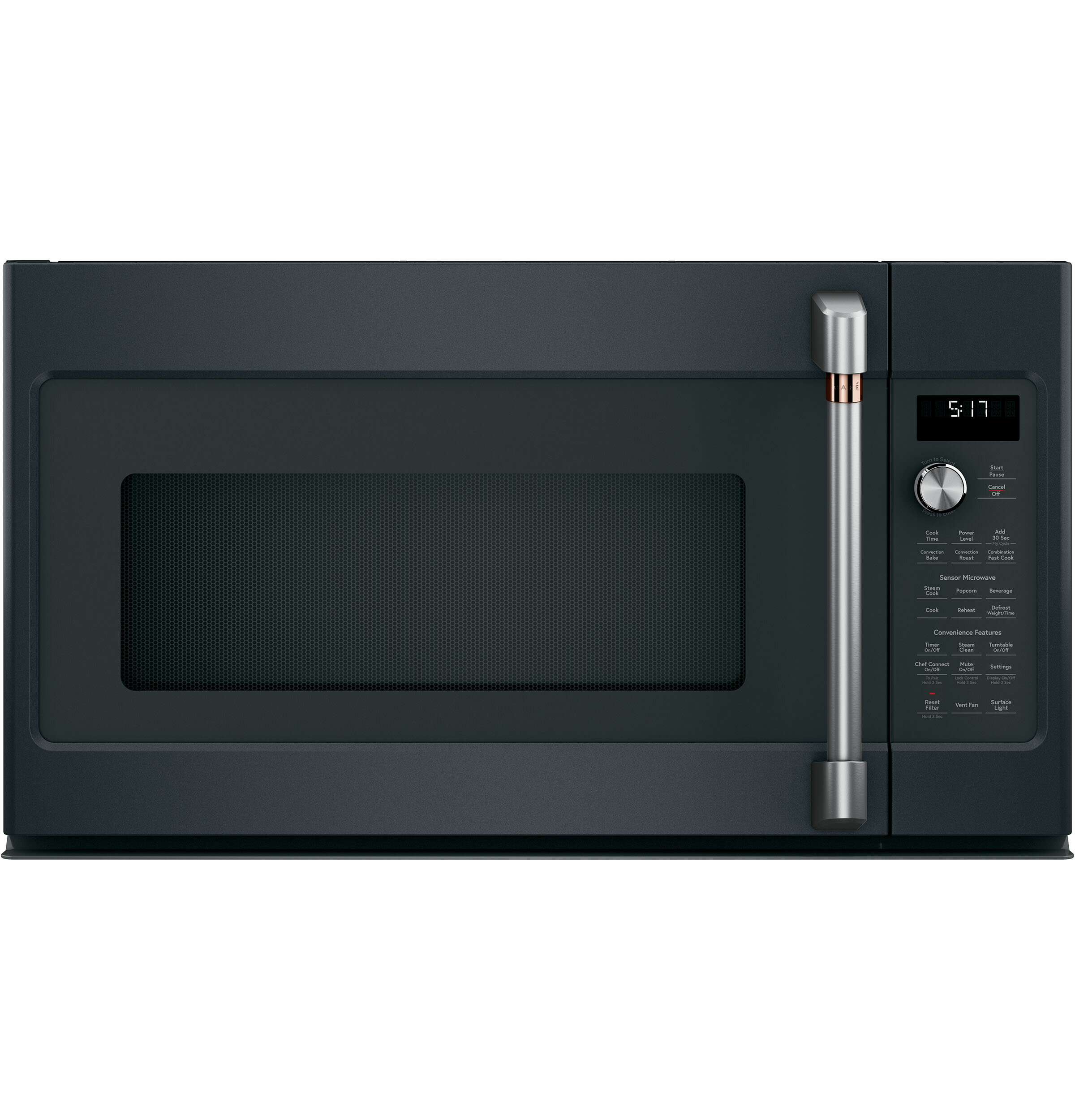 30 1 7 Cu Ft Over The Range Convection Microwave With Sensor Cooking