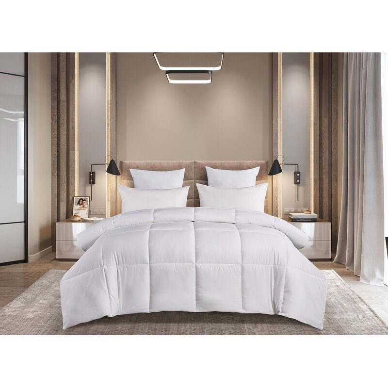 Alwyn Home All Season Down Alternative Comforter Reviews Wayfair,Diwali Home Decorations