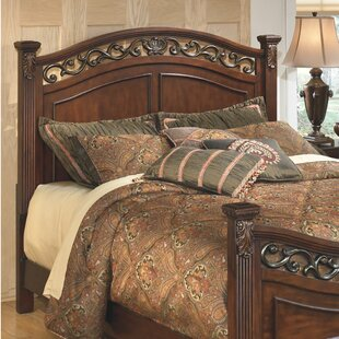 Cedar Creek Panel Headboard by Three Posts