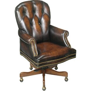 Hooker Furniture James River Leather Desk Chair