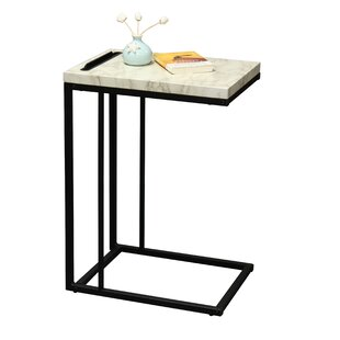 Reviews Conklin Slide Under Sofa End Table By Wrought Studio