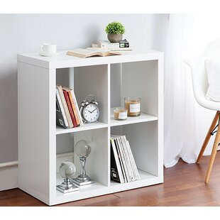 Remillard Bins Cube Bookcase