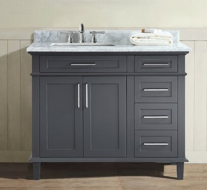 Ernest 42 Single Bathroom Vanity Set