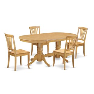 Rockdale 5 Piece Extendable Dining Set DarHome Co