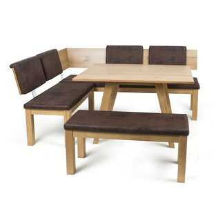 Miraculous Desouza 3 Piece Breakfast Nook Dining Set Caraccident5 Cool Chair Designs And Ideas Caraccident5Info