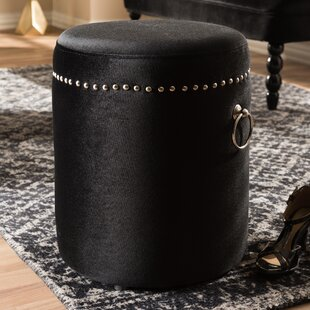 Romaine Modern and Contemporary Ottoman by Astoria Grand