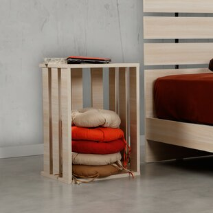 Carollo Bedside Table By Ebern Designs