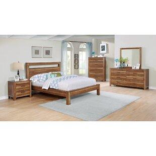 Brayden Studio Point Arena Platform Bed