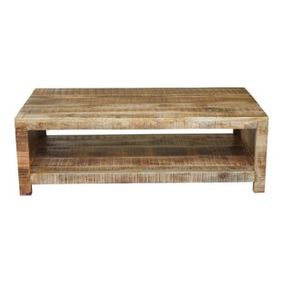 Manora Coffee Table With Storage By House Additions