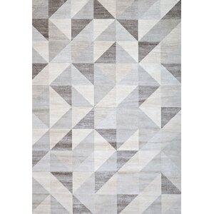 Sonoma Grey/White Area Rug