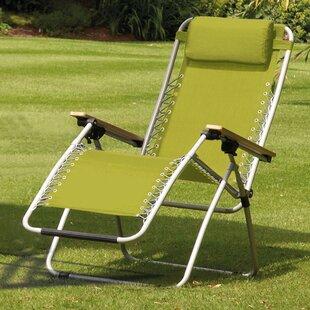 Saguenay Folding Zero Gravity Chair Image