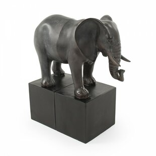 Kids Elephant Bookends | Wayfair