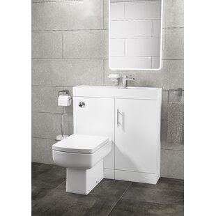 3-Piece Bathroom Furniture Set By Belfry Bathroom