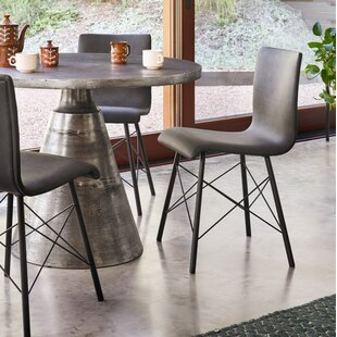 Stoehr Patio Dining Chair with Cushion Good price