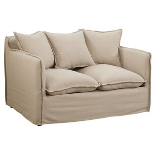 Kratochvil Loveseat by Ophelia & Co. Best #1