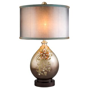 Where buy  Boulouparis 30 Table Lamp By World Menagerie