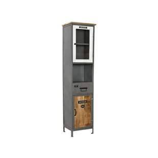 Alex 45 X 185cm Free-Standing Tall Cabinet By Williston Forge