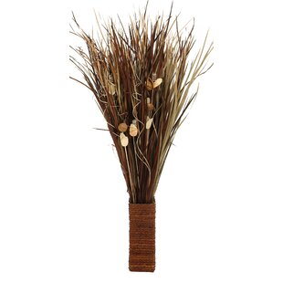 Compare & Buy Bunch with Petals Mixed Floral Arrangement in Decorative Vase ByAugust Grove
