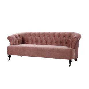 Shop Gartman Tufted Upholstered Sofa by Everly Quinn