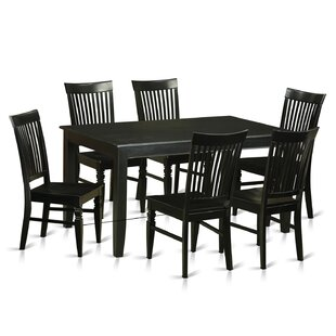 Araminta 7 Piece Dining Set Alcott Hill
