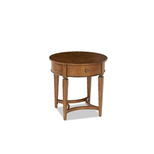 Look for Mahaffey End Table By Darby Home Co