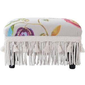 Annette Decorative Ottoman by August Grove