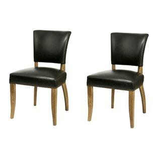 Corrigan Studio Junior Upholstered Dining Chair (Set of 2)