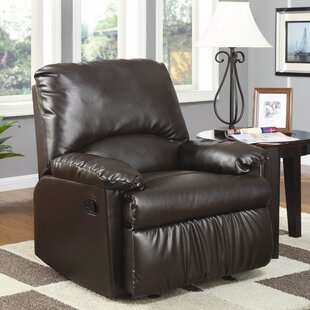Pine Island Manual Glider Recliner