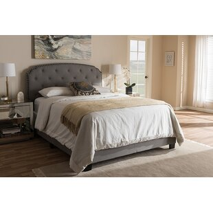 Mercer41 Jeb Upholstered Platform Bed