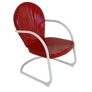 Retro Patio Dining Chair