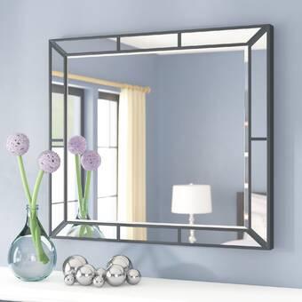 Rosdorf Park Reena Rectangular Dresser Mirror Wayfair