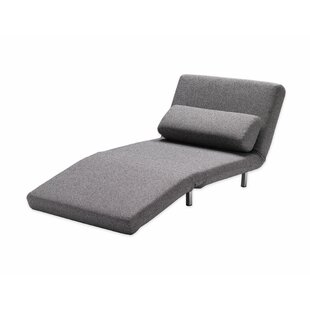 Iso Swivel Convertible Chair by Mobital